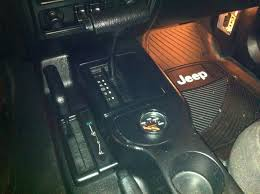 jeep custom console custom gauge mount in ashtray on 97 01 cherokee xj xj project com