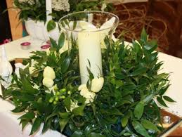 Cheapest Flowers For Centerpieces by Fresh Greenery Italian Ruscus
