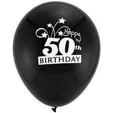 50th birthday balloons 50th birthday balloons 8