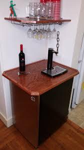 Full Size Kegerator Bar Top For A Kegerator Diy