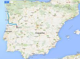 Vigo Spain Map by How To Get There U2013 Portugal O Meeting 2016 U2013 Penamacor