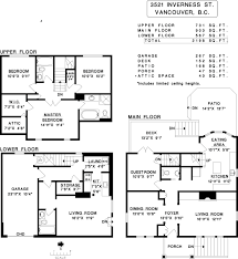 lovely design house floor plans vancouver 4 special
