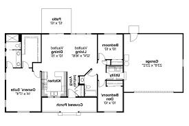 ranch house plans mackay 30 459 associated designs
