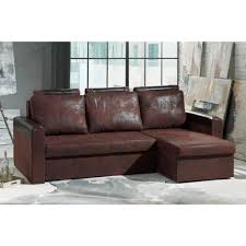 canapé d angle cuir marron canapé d angle gigogne au meilleur prix canapé d angle convertible
