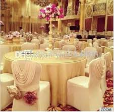 spandex chair covers new design luxury spandex chair cover with valance drape at back