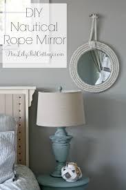 Diy Nautical Decor 17 Spectacular Diy Mirror Design Ideas To Beautify Your Decor