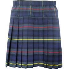 plaid skirt school yoke pleated skirt plaid 83 engelic uniforms