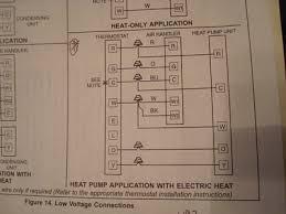 comfortmaker heat pump wiring schematic u2013 heat pump systems