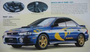 Subaru Impreza Wrx 555 Subaru Pinterest Subaru Impreza