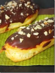 blogs cuisine facile recette des éclairs au chocolat facile le cuisine de samar