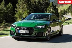 audi rs5 coupe audi rs5 coupé australian pricing announced motor