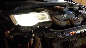 led lights for 2014 jeep grand 2014 jeep grand hid led headlight harness test