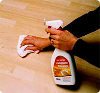 protect clean laminate wood floors