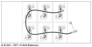 36v ezgo battery wiring diagram wiring diagrams