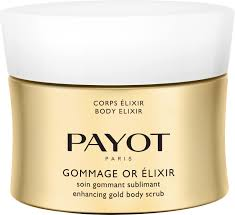 Scrub Gold payot gommage or 繪lixir enhancing gold scrub