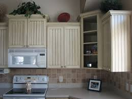 Resurface Kitchen Cabinets Cost Fabulous Painting Kitchen Cabinets White With Chalk Paint On With