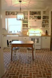 tile floors tile or wood floors in kitchen white island with