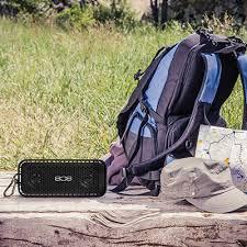 Rugged Wireless Speaker 808 Audio Portable Bluetooth Speakers Waterproof Speakers Spr100