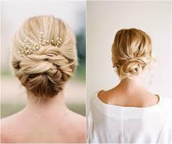chignon mariage idée chignon mariage la coiffure classique qui tient toutes ses