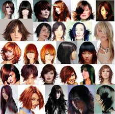 different hairstyles for short hair come together right now