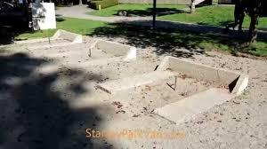 horseshoe pits stanley park vancouver b c canada 00043 youtube