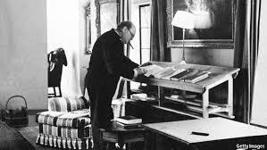 Hemingway Desk Standing Orders The Perils Of Sitting Down