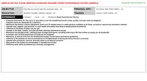 Picking And Packing Resume Resume Employment Examples Whitehouse Common Primary Moodle