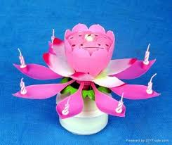 birthday candle flower flower birthday candle china manufacturer candle stand