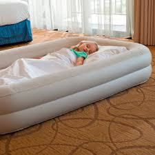 Air Beds Unlimited Intex 66810 Floque Airbed Air Bed Inflator Travel Amazon Co Uk