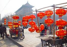 chinese lanterns history types