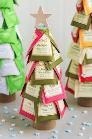 christmas tea party favors christmas tea trees thirsty for tea diy handmade gifts