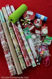 wrapping supplies creative gift wrapping hoosier