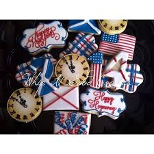New Year S Decorated Cookies by 92 Best New Years Decorated Cookies Images On Pinterest