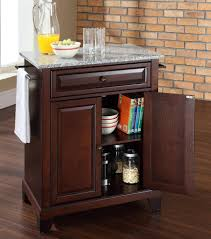 kitchen islands granite top buy newport solid granite top portable kitchen island