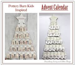 Pottery Barn Calendar Strawberry Swing And Other Things Diy Pottery Barn Kids Inspired
