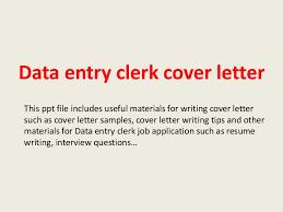 Sample Resume For Data Entry Clerk by Dataentryclerkcoverletter 140223002248 Phpapp01 Thumbnail 4 Jpg Cb U003d1393114997