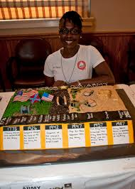 fort bragg celebrates 237th army birthday with cake contest
