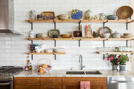 best kitchen cabinets store the best things to store on open kitchen shelves
