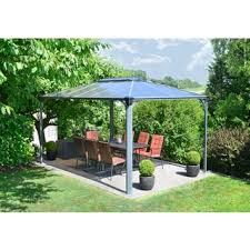 8 X 10 Pergola by Gazebos U0026 Pergolas Shop The Best Deals For Oct 2017 Overstock Com