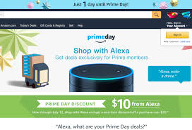 amazon black friday deals alexa 2016 with prime day and exclusive streaming content amazon set for