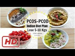 pcos pcod diet lose weight fast 10 kgs in 10 days indian veg