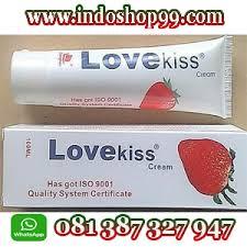 obat perangsang wanita lovekiss cream pelumas vagina