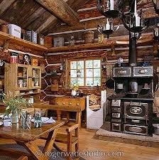 Rustic Cabin Kitchen Ideas by Wood Cabin Kitchen 25 Best Rustic Cabin Kitchens Ideas On