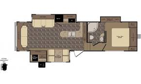 Fifth Wheel Floor Plans Cruiser Fifth Wheel Floor Plans And General Information