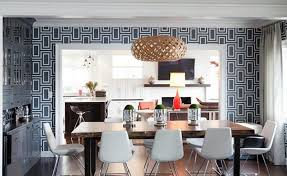 dining room wallpaper ideas wallpaper for dining room modern and photos