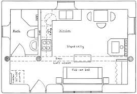 cabin layouts wilderness cabin plan