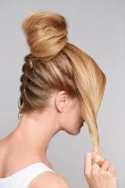 Hochsteckfrisurenen Utensilien by Hochsteckfrisuren Mittellange Haare Haarband Hairstyle