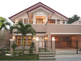Stylish Philippines House Design Philippine Bungalow Beautiful