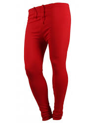 redcolor size leggings red color