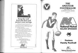 the amateur footballer week 19 1988 by andrew leonard issuu